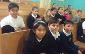 Fourth Grade in Mass