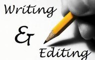 What is the Difference between Writing and Editing?