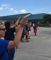 Waving Goodbye to the 2014/2015 School Year