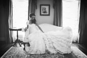 wedding dress teacher