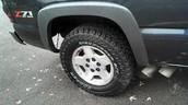 light truck all terain/mud tire