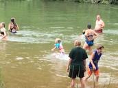 More River Swim
