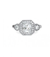 Deco Ring size 6