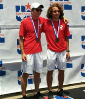 Silver Medalist: State Tennis