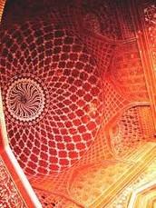 The Construction Of The Taj Mahal