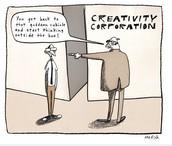 ARE CREATIVE?