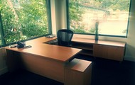 Full Time Office Space Available Today! River Views!