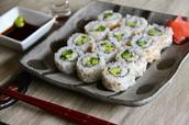 Marinara Sushi