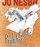 Doktor Proktor og tímabaðkarið -