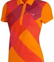 Puma Golf Graphic Polo