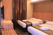 Rewind & recharge comfortably at Kota Heritage Hotel.