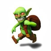Goblin (names Lenard)