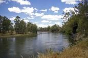 The Murrumbidgee River