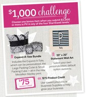 GO FOR the $1000 Challenge!