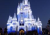 When was Disney World built?