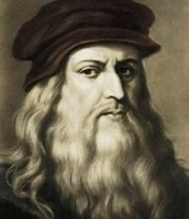 Leonardo Da Vinci was born on April 22nd
