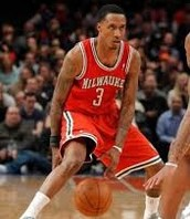 Go Through the legs with a Basketball