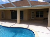 This is a MUST SEE home in the southwest part of Cape Coral. Minutes to Cape Harbour!