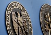 The NSA symbol.