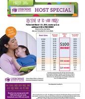 Host specials