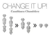 PAYMENT PENDING//Casablanca Chandelier earrings