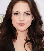 Victorious:     Elizabeth Gillies as Vienna
