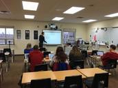 Scott's Presentation on Graphing Calculators
