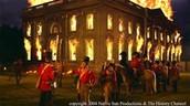 Washington DC, Burnt to the ground