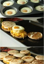 College Recipe of the Week! Suprise your friends with a great breakfast!