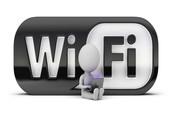 Enjoy wifi 24 x 7.....