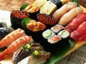 Sushi (Seafood)