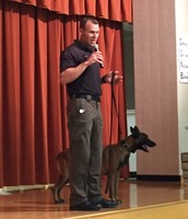 Adam Black- Black Creek K-9 Detection
