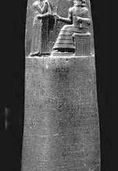 Hammurabi's code settles your conflicts