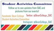 Follow SAC&RHA on Social Media!