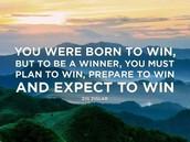 Be a Winner!!