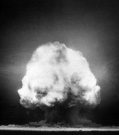 The Manhattan Project's Atomic Bomb in Full Glory