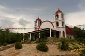 Mazunte town
