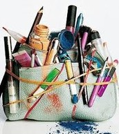 Bubble, bubble, toil & trouble.....lurking in your old cosmetics?