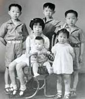 some of her siblings