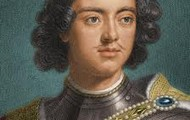 peter the great is the king of russia