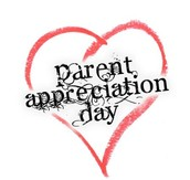 Parent Appreciation - Open House - May 26