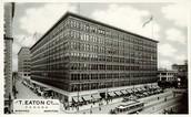 T. Eaton Company