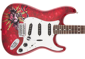 David Lozeau Art Stratocaster