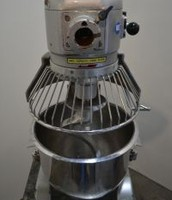 Thunderbird 20QT Planetary Dough Mixer with Attachments