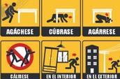 Que hacer durante un terremoto