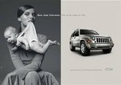 Mothers in Advertising