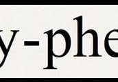 The Hyphen