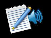 Speech-to-Text Using an iPad