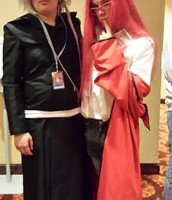 Under Taker and Grell Sutcliff