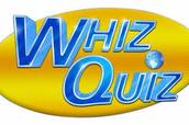 Whiz Quiz District Champions!